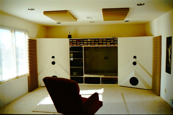 My Music Room. Photograph Of The Interior ...