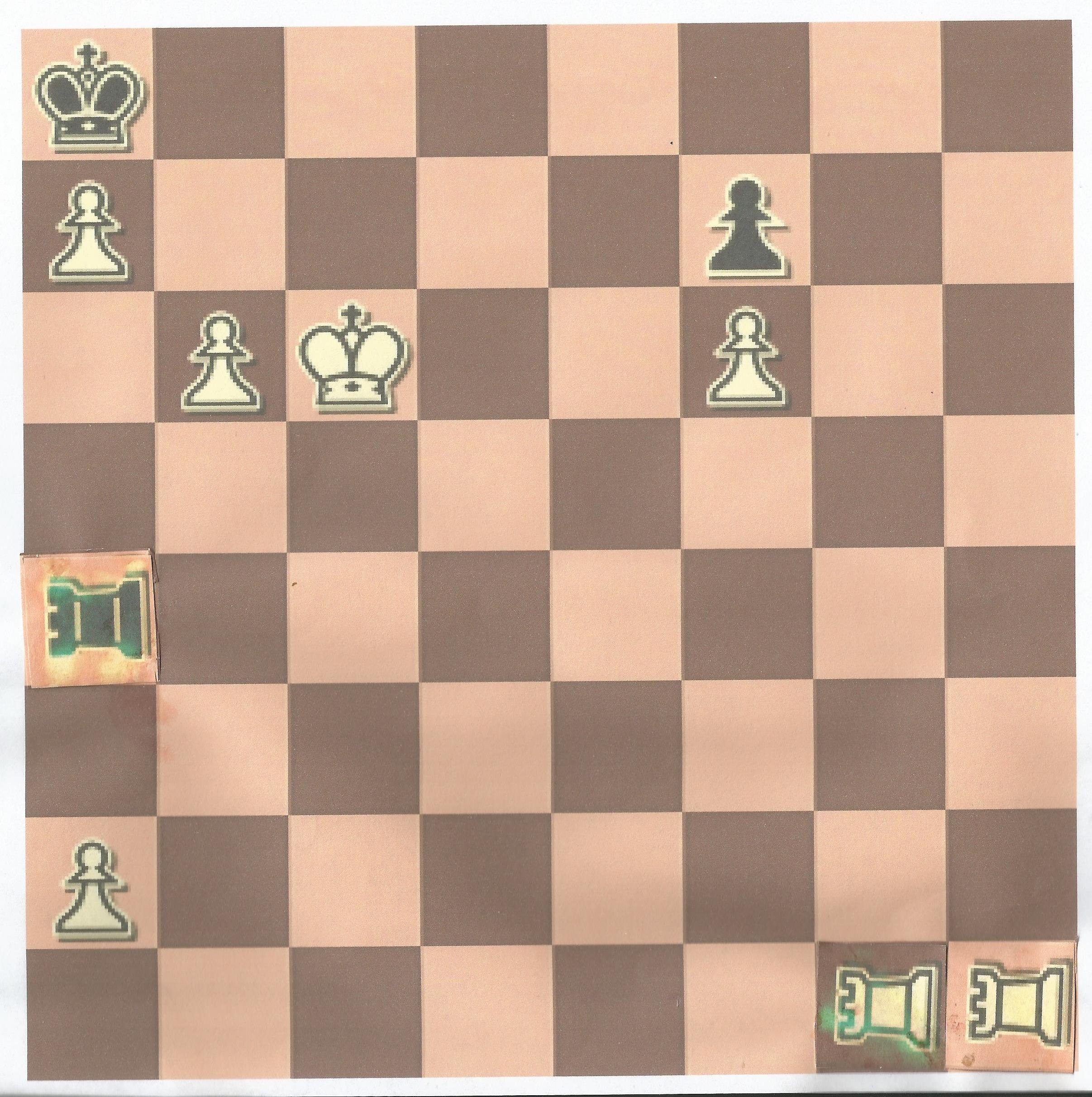 Chess with Chinese Pieces on