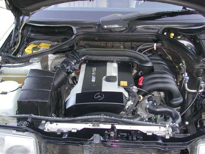 Write ups/Information on W124 Engine Swaps? - MBWorld org Forums